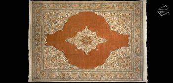 12x17 Persian Tabriz Rug