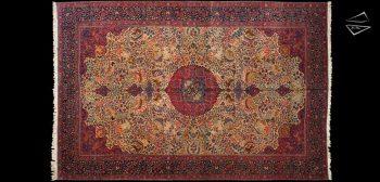 12x18 Persian Tabriz Rug