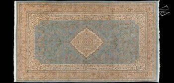 12 x 21 Persian Tabriz Rug