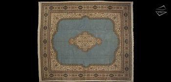 14x16 Persian Tabriz Rug
