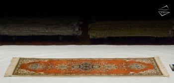 3x10 Persian Tabriz Rug Runner