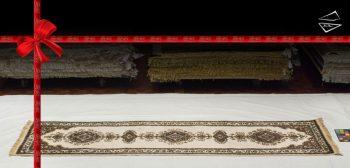 3x11 Persian Tabriz Rug Runner
