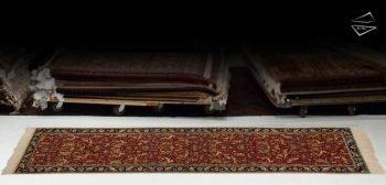 3x13 Persian Tabriz Rug Runner