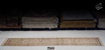 3x15 Persian Tabriz Rug Runner