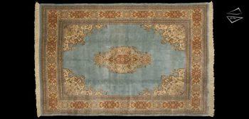 8x12 Persian Tabriz Rug
