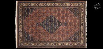 9x13 Persian Tabriz Rug
