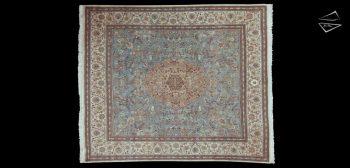11x13 Persian Tabriz Rug