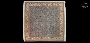 12x12 Persian Tabriz Rug