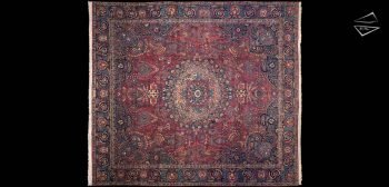 large rug, large rugs, large carpet, large carpets,12x14,12x14 rug,persian,persian tabriz,rug,dark red,dark blue,oversize carpet