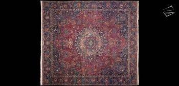 large rug, large rugs, large carpet, large carpets,12x14,12x14 rug,persian,persian tabriz,rug,dark red,dark blue,oversize carpet