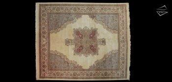 12x14 Persian Tabriz Rug