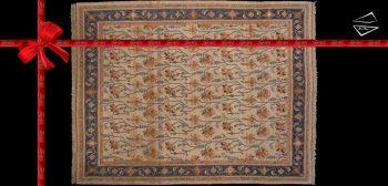 10x14 Serapi Design Rug