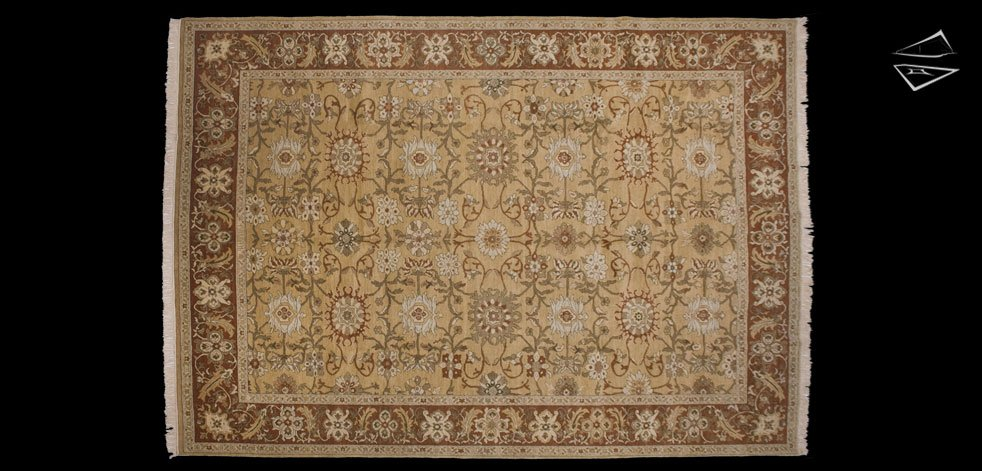 10x14 Sultanabad Design Rug