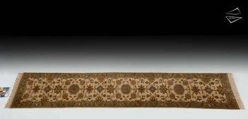 2.5x10 Sultanabad Design Rug Runner