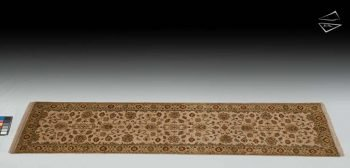 "2'6""x10 Sultanabad Design Rug Runner"