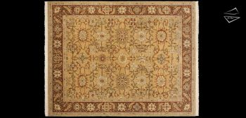 9x12 Sultanabad Design Rug