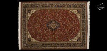 8x11 Tabriz Design Rug