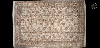 12x18 Tabriz Design Rug