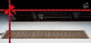 3x15 Tabriz Design Rug Runner
