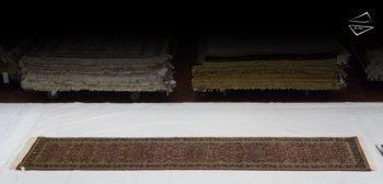 3x12 Tabriz Design Rug Runner