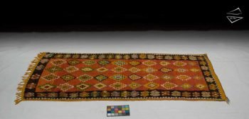 4x9 Tribal Moroccan Rug Runner