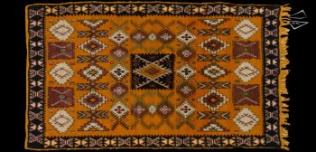 5x9 Tribal Moroccan Rug