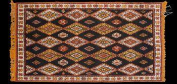 6x11 Tribal Moroccan Rug