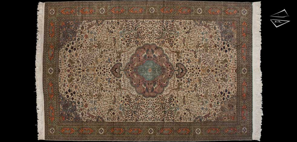 8x12 Turkish Caesaria Rug