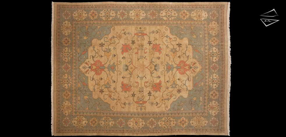 10x13 Turkish Design Rug