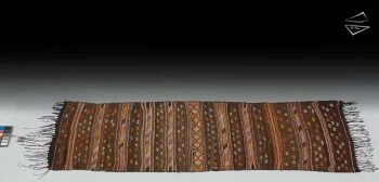 3x7 Turkish Kilim Rug Runner