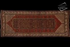 Persian Bakhtiari Rug Runner