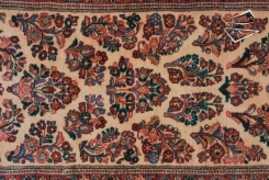 Persian Sarouk Rug Runner