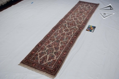 Persian Sarouk Rug Runner