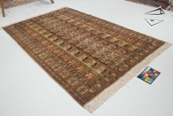 Turkish Maharamat Design Rug