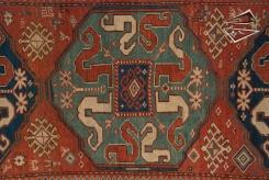 Siberian Kazak Rug Runner