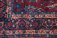 Agra Square Rug
