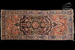 Persian Dargezine Rug Runner