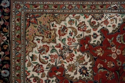 Fine Persian Qum Rug