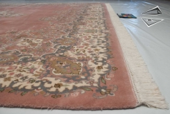 Kerman Design Square Rug