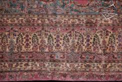 Persian Cyrus Crown® Kerman Rug