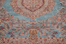 Cyrus Crown Kerman Square Rug