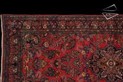 Persian Dargazine Rug Runner