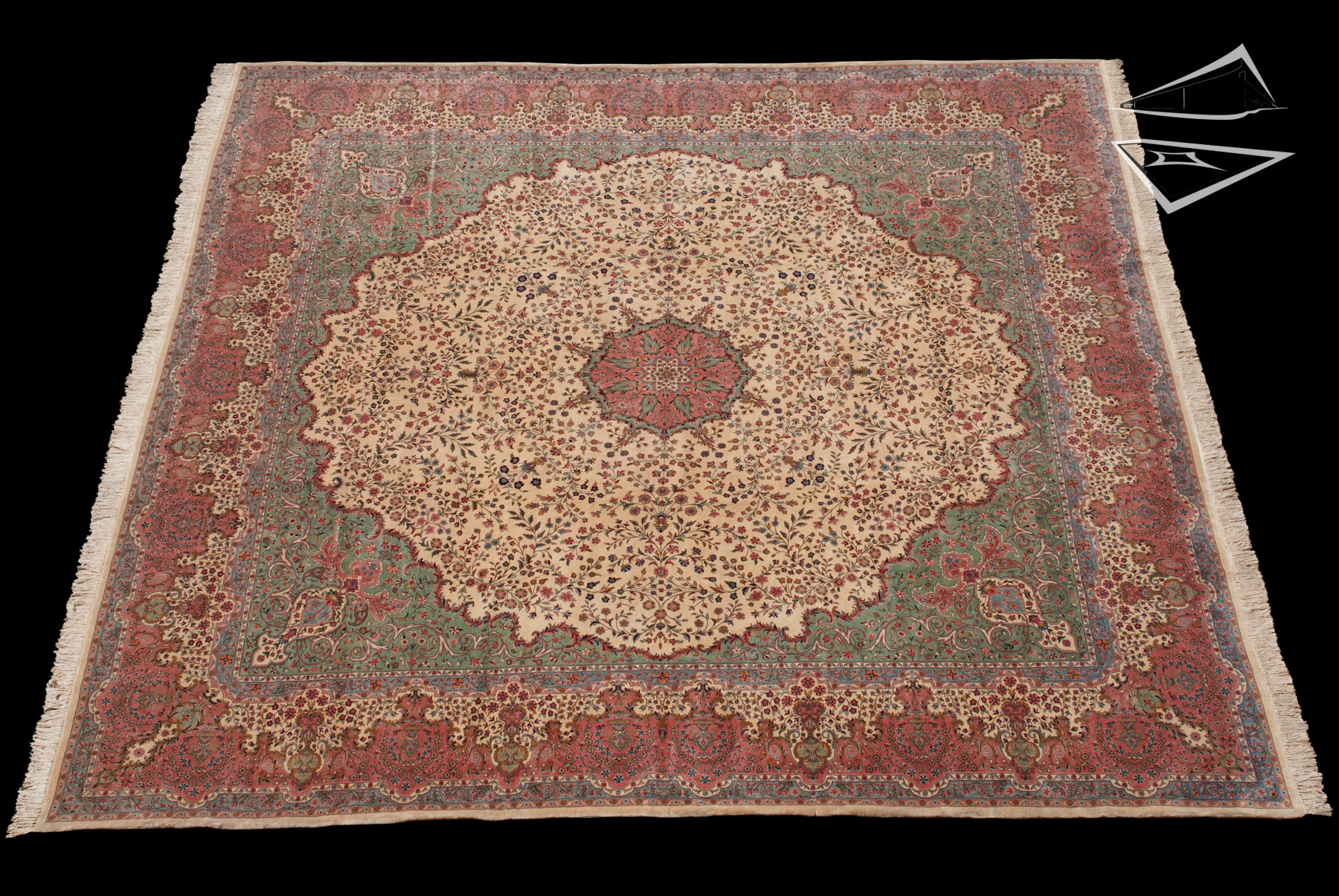 17x19 Bulgarian Oversize Square Rug Large Rugs Amp Carpets