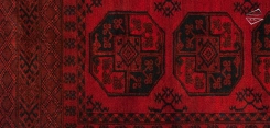 Ersari Afghan Rug