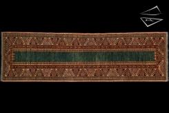 Pak Caucasian Design Rug Runner
