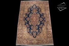 Persian Cyrus Crown Kerman Rug