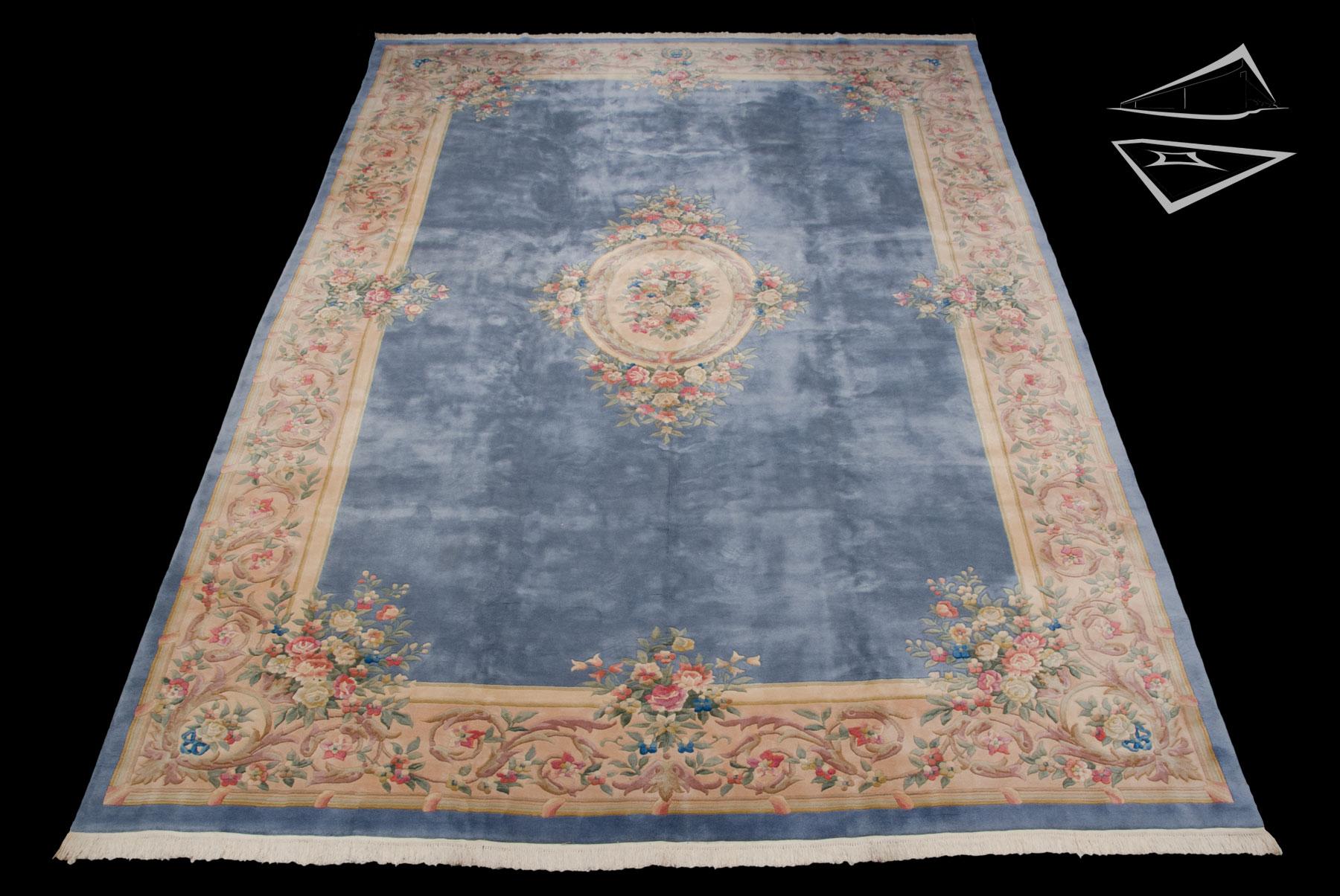12x18 Savonnerie Design Rug Large Rugs Amp Carpets