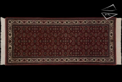 Herati Design Rug Runner