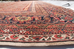 Antique Persian Feraghan Rug