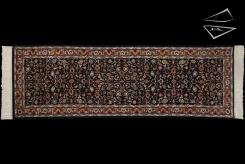 Kashan Design Rug Runner